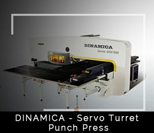 Deratech India Sheet Metal Working Machines Manufacturers